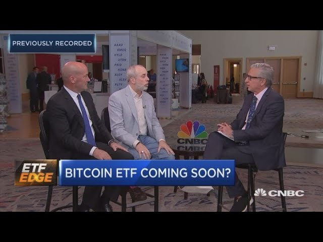 Bitcoin ETF 'virtually certain,' finance expert: Ric Edelman #1