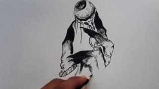 My drawing pencil sketch