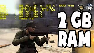 Sniper Elite V2 on 2GB RAM with FPS [Low End PC]