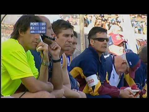 2004 AFL Grand Final- September 25, 2004- Third and Fourth Quarters