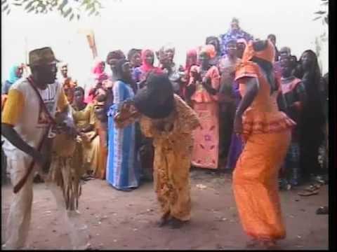 Naming Ceremony of Mariama Sillah daughter of Ebrima and Fanta Sillah held in Niani Sukuta (Part 2)
