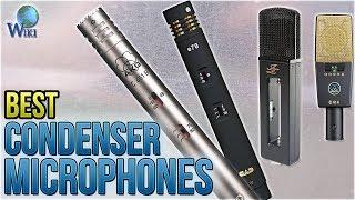 10 Best Condenser Microphones 2018