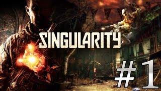 Singularity: Detonado /  Gameplay Parte #1 [PT- BR]