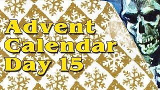 Horror Poster Advent Calendar - Day Fifteen