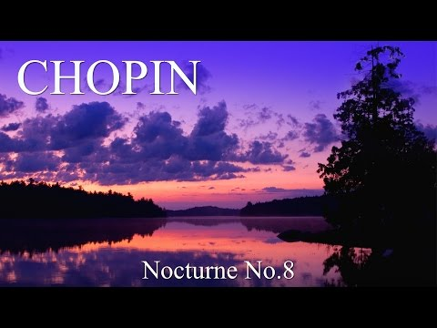 CHOPIN - Nocturne No. 8 in D-flat Major Op.27 No.2 (60 Minutes)