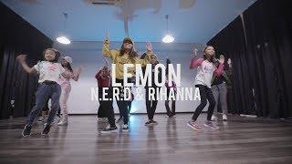 Lemon - N.E.R.D & Rihanna| Manggis Choreography