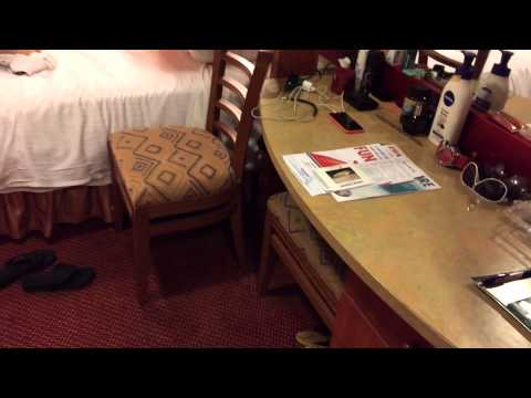 Carnival Sensation Family Stateroom For 5 April 2015