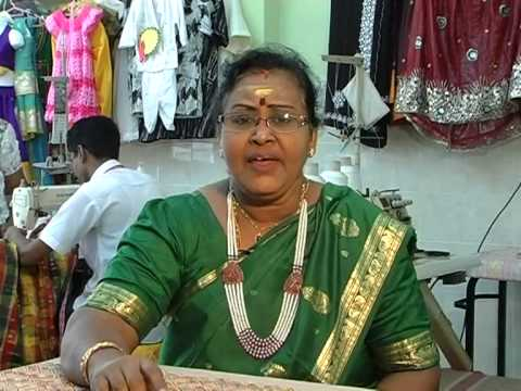 The Success Story of Paalatha in Tailoring Business