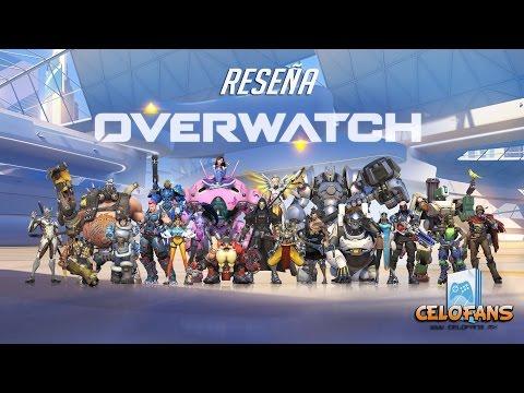 Celofans - Reseña: Overwatch