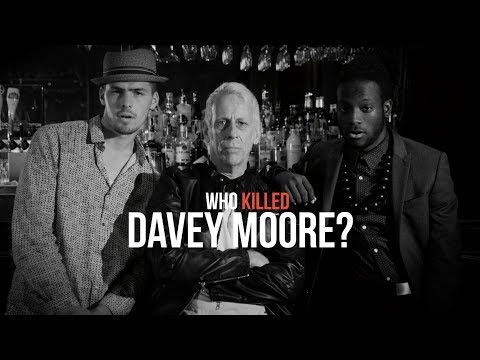 Joe Locke 'Who Killed Davey Moore?' (official video)