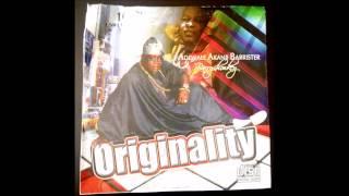 (Barryshowkey) Adewale Akanji Barrister - Originality | Yoruba Music
