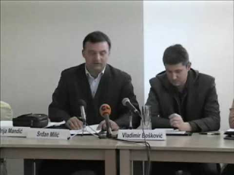 Srdjan Milic: Anti-discrimination law in Montenegro 1