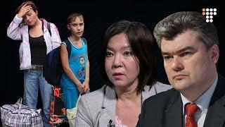 Переговоры по «ПМР», украинские беженцы в РФ, интервью с Жанарой Ахмет