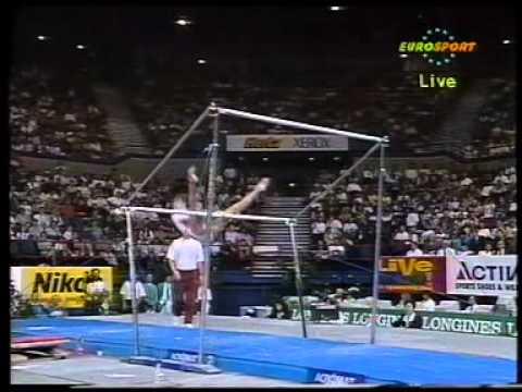 13th AA HUN Andrea Molnar UB  1994 Brisbane World Gymnastics Championships 9.550