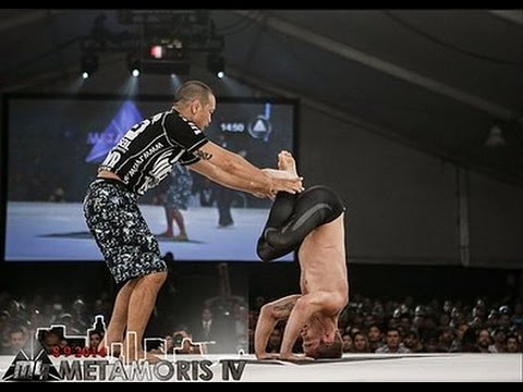 "Jeff Glover BJJ Highlights ""Human Monkey"""