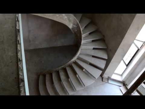Винтовые лестницы, изготовление и продажа винтовых лестниц