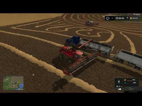 Farming Simulator 2017 - Timelapse #41 -