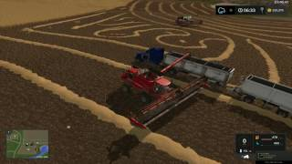 "Farming Simulator 2017 - Timelapse #41 - ""Extreme Harvest!"""