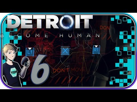 DETROIT BECOME HUMAN Walkthrough - Part 6: Break Your Programming