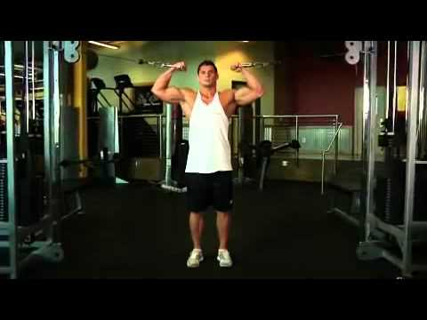 Biceps - Overhead Cable Curl Exercise Guide