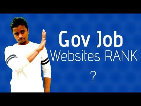 Government Job Websites Reality Check – Hard or Easy To RANK? – The Nitesh Arya