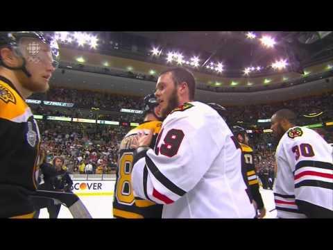 Stanley Cup Final 2013  Game 6 (Chicago Blackhawks vs Boston Bruins)