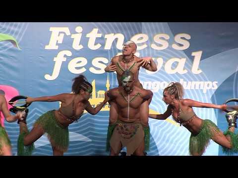 2017 Kangoo Jumps World Championship: 2nd Place Kangoo Club Fitness Torrent