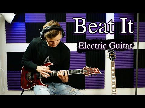 Beat It - Michael Jackson - Electric Guitar Cover