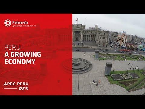 Peru - A growing economy