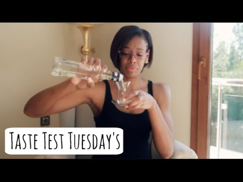 Taste Test Tuesday | Nicki Drinks Turkish Alcohol Yeni Rakı