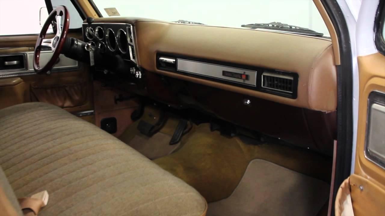 826 Dfw 1979 Gmc Sierra 1500