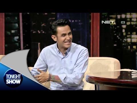 Tonight Show - Vicky Nitinegoro - Artis