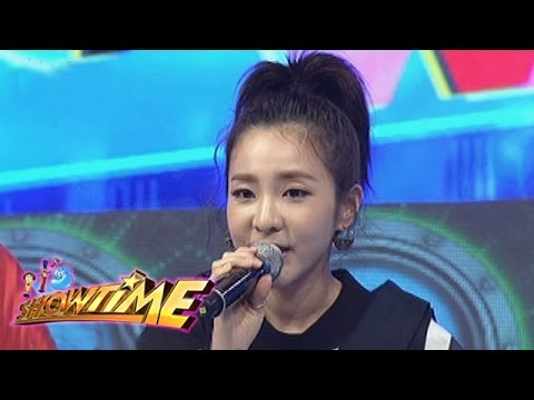 It's Showtime: Sandara goes to It's Showtime