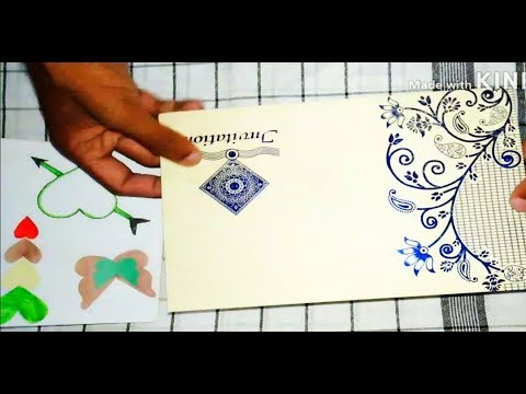 1Very Nice Paper Craft And DIY. A Amazing Paper Love Gift Card. Life Hacks 24 Hour