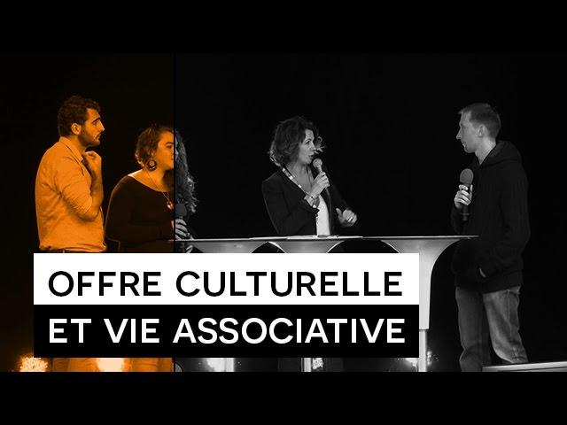 Limoges Campus - Offre culturelle et Vie associative