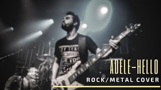 "Video Adele - ""Hello"" rock/metal cover download MP3, 3GP, MP4, WEBM, AVI, FLV Mei 2018"