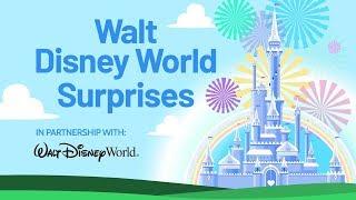 Magical Walt Disney World Surprises