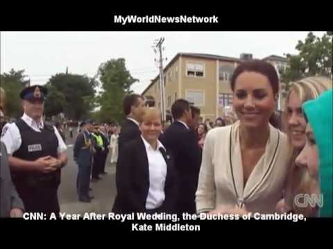 Kate, Duchess of Cambridge: One Year after Royal Wedding
