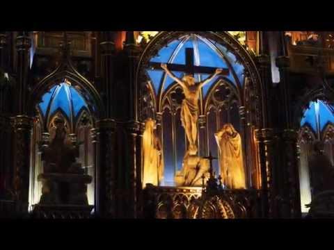 Notre-Dame Basilica  of Montreal - Canada 2014