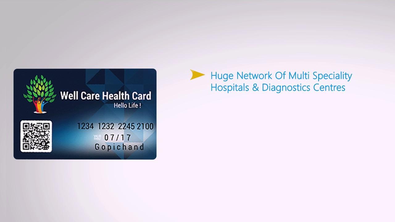 Family Health Care Card Well Care Health Card