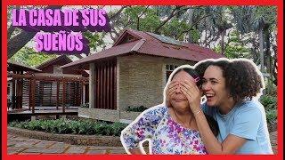REGALO UNA CASA A MI MAMÁ! | LIOSDELIA