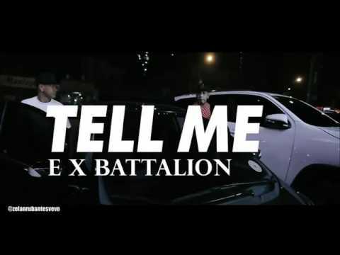 Ex Battalion - Tell Me (Lyrics)
