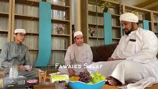 Kisah Sulthonul Asyiqien As-Syekh Abdurrahim Al-Bur'i    Syekh Ali Baharmi Tarimi