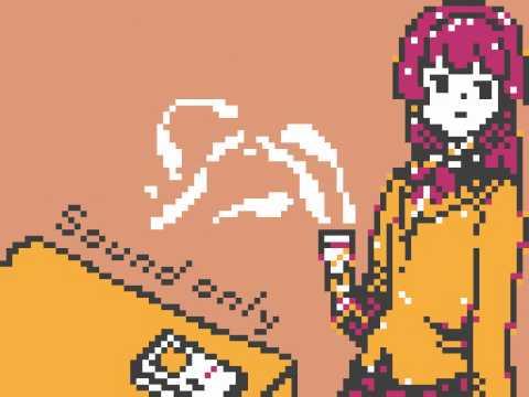 生徒会役員共 Seitokai Yakuin Domo ED [蒼い春(Aoi Haru)/angela] 8bit(LSDj on GB) ver