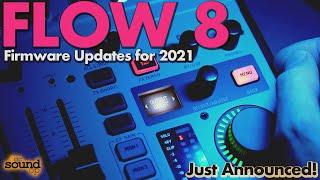 Behringer Flow 8   Firmware Updates for 2021 - Exclusive First Look