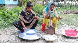 So Yummy Chitoi Pitha Recipe || Village Style Testy Dudh Chitoi Pitha ||  Chitoi Pitha Bangli Recipe