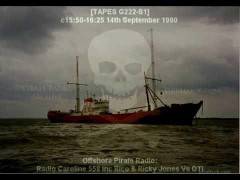 [G222-S1-EDIT] 4. Caroline 558 ~ 15/09/1990 ~ Offshore Pirate Radio