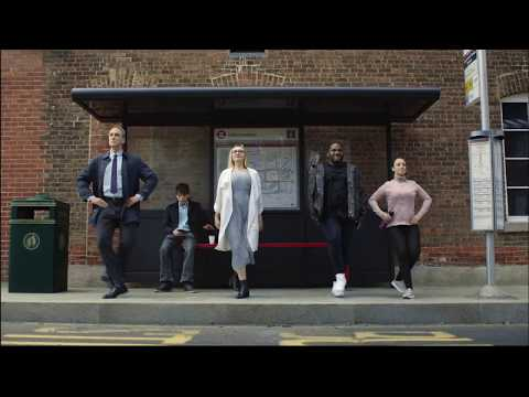 StubHub UK Presents: The Bus Queue Riverdance