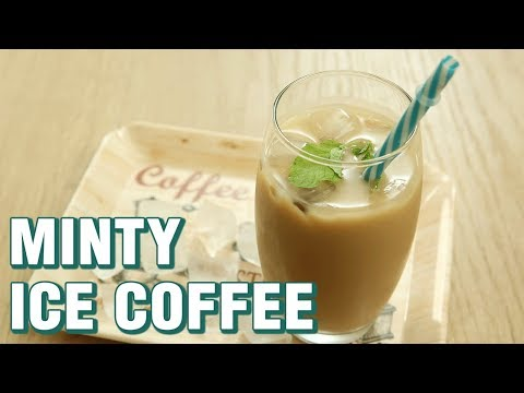 Cold Coffee Recipe – How To Make Minty Ice Coffee – Summer Drink – Neha Naik