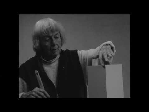 In the Tower: Anne Truitt, Symposium Part III—Anne Truitt, Working—A Remembrance